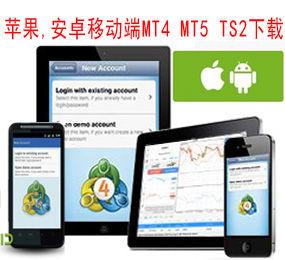 苹果、安卓移动端MT4 MT5 TS2下载
